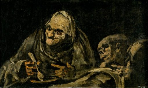 Two-Old-People-Eating-Francisco-de-Goya-y-Lucientes-Oil-Painting-510x302